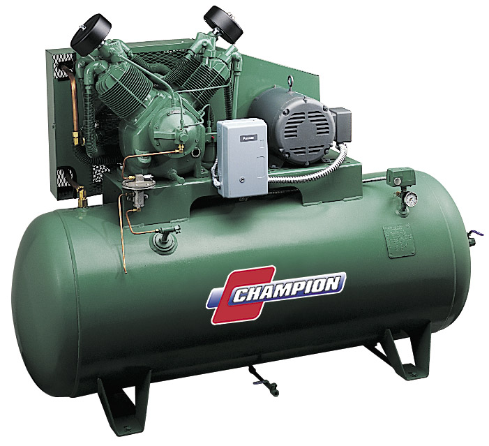 Champion Tank-Mounted Compressor