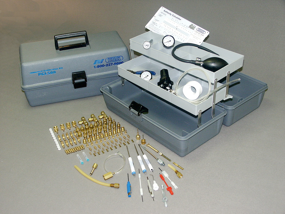 Universal Pneumatic Calibration Kit