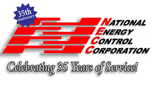 NECC: Celebrating 35 years of services as a top pneumatic & electric controls supplier in USA.
