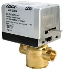 Zone valve