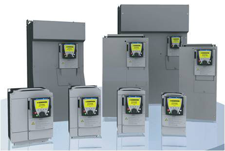 Square-D Variable Frequency Drives