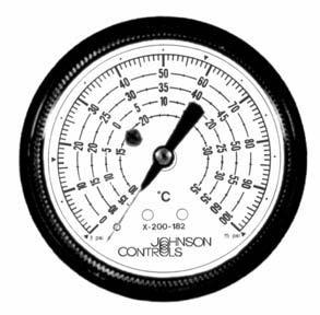 Johnson Controls Pneumatic Receiver Gauges And Multi Range