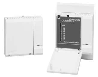 Johnson Controls Humidity Sensors Transmitters And