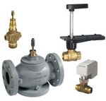 Hydronic Control Valves
