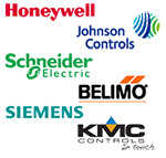 HVAC controls manufacturers